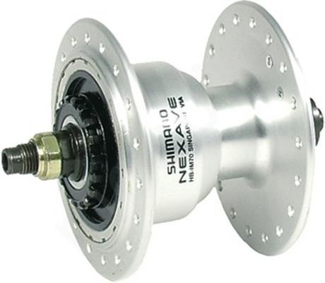 """15189 26/"""" Vorderrad Sh HB-IM70 inkl Montagesp. Rollerbrake BR-IM86F//Alex DH19"""