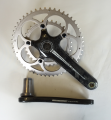 Campagnolo Record Carbon Ultra Torque Kurbel 10-fach 175mm 53/39T