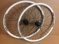 "Shimano Deore HB/FH-M525 LRS Disc / Taurus19 26"" weiss"