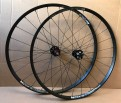 "Novatec X-Light Disc LRS / Ryde Trace XC 29"" 1450g"