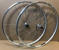 "28"" LRS Shimano HB/FH-RM70 / X-Pace OEM silber inkl. QR"