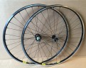 Novatec X-Light Road LRS/DT Revo/Mavic Open Pro C schwarz 1498g