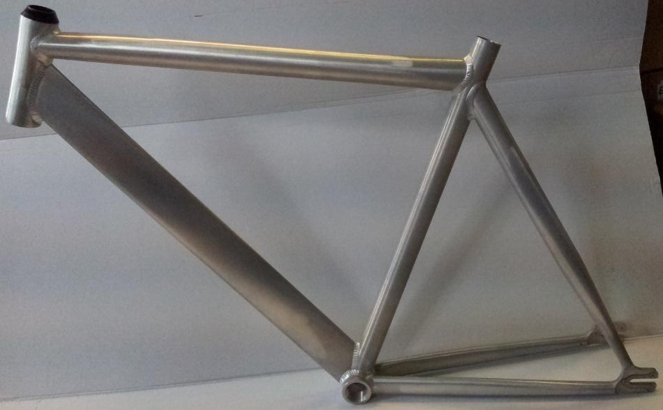 CNC-Bike Onlineshop - CNC Alu Track-Singlespeed Rahmen (ohne Gabel ...